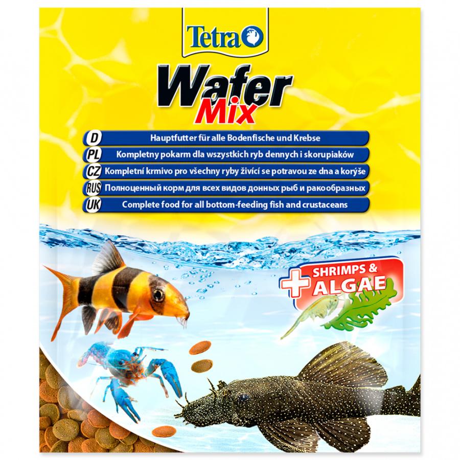 Корм для рыбок - Tetra Wafer Mix 15gr
