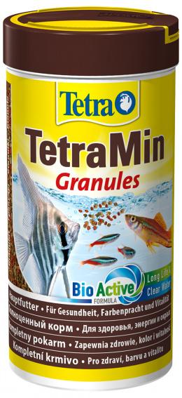 Корм для рыбок - Tetra Min Granules, 250 мл