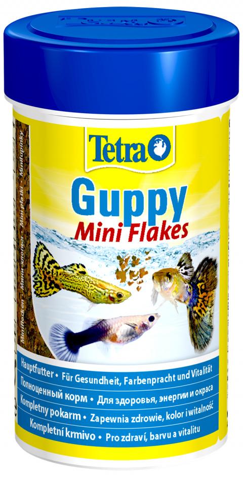 Barība zivīm - Tetra Guppy Flakes 100ml