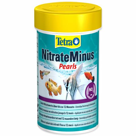Ūdens kopšanas līdzeklis - TETRA Aqua Nitrate Minus Pearl, 100ml title=