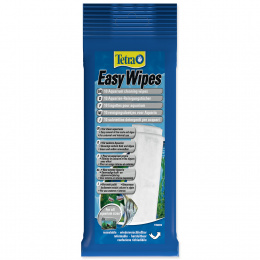 Салфетки для чистки аквариума -  Tetra Easy Wipes