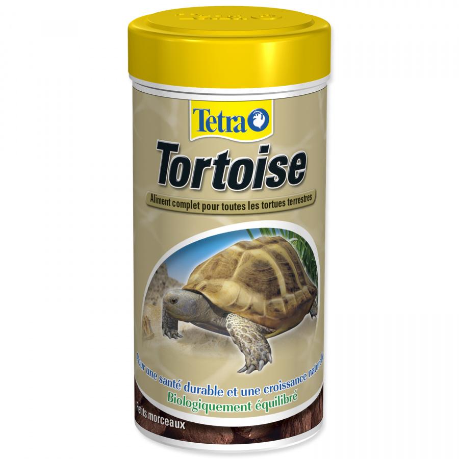 Barība reptiļiem  - Tetra Tortoise / bruņurupučiem, 250 ml