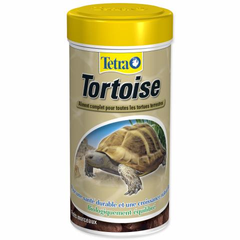 Корм для рептилий - Tetra Tortoise / для черепах, 250 мл title=