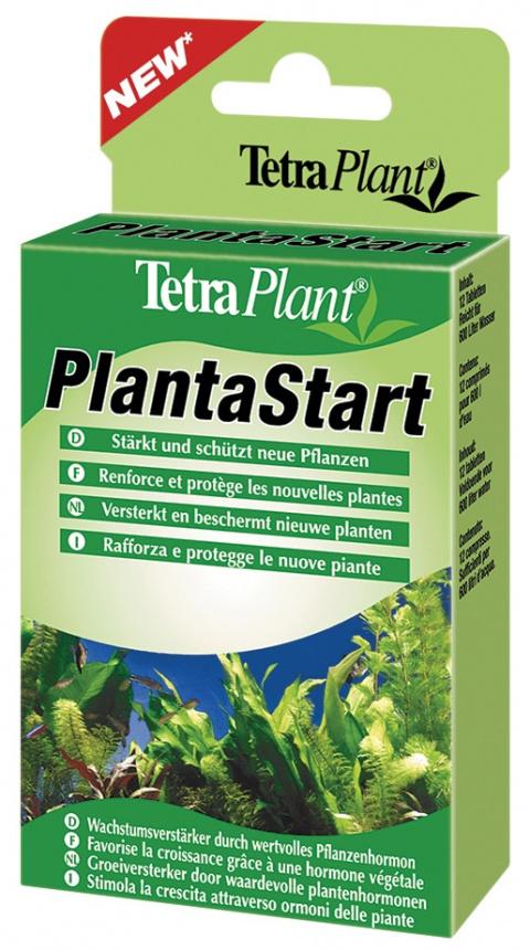 Kopšanas līdzeklis akvārija augiem – Tetra, Planta Start, 12 tab. title=