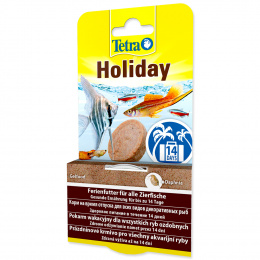 Bar­ība ziv­īm - Tetra Min Holiday, 30 g