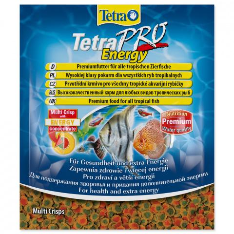 Корм для рыбок - Tetra Pro Crisps Sachet 12gr title=