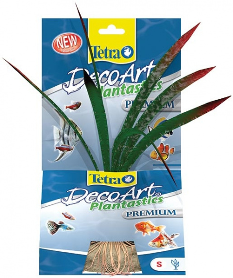 Dekoratīvs augs akvārijam - Tetra Dragonflame S