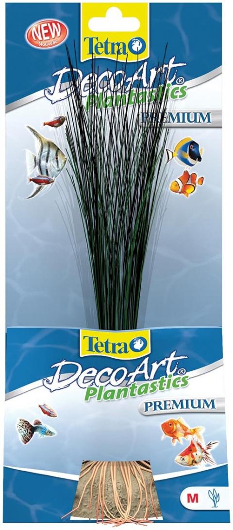 Декоративное растение для аквариума - Растение шелковое Tetra Hairgrass M title=