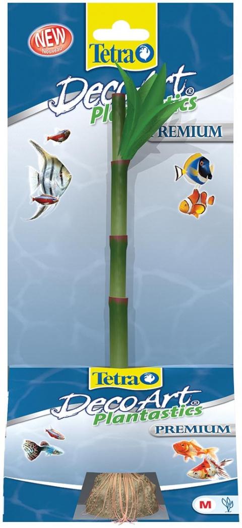 Декоративное растение для аквариума - Шелковое растение Tetra Asian Bamboo M