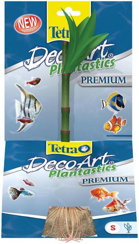 Декоративное растение для аквариума - Шелковое растение Tetra Asian Bamboo S title=