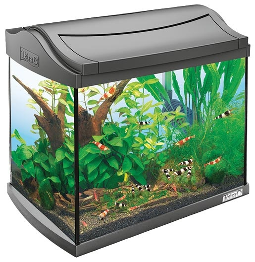 Аквариум - TETRA Aqua Art LED 20l, black