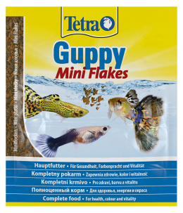 Корм для рыбок - Tetra Guppy Flakes 10ml