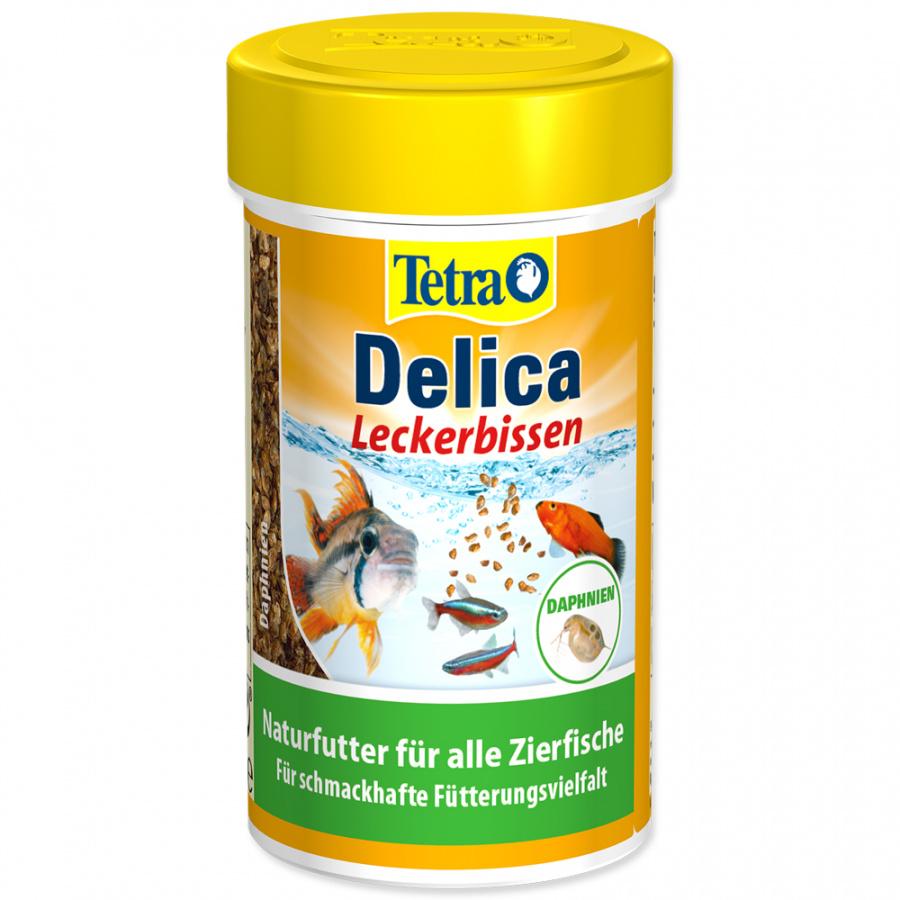 Barība zivīm - Tetra Delica Daphnien, 100ml