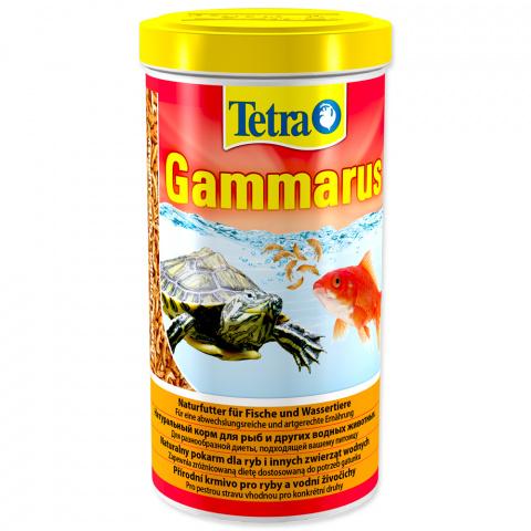 Barība reptiļiem - Tetra Gammarus 1000 ml title=