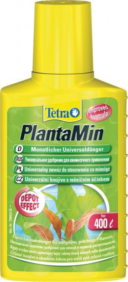 Kopšanas līdzeklis akvārija augiem - Tetra PlantaMin 100ml