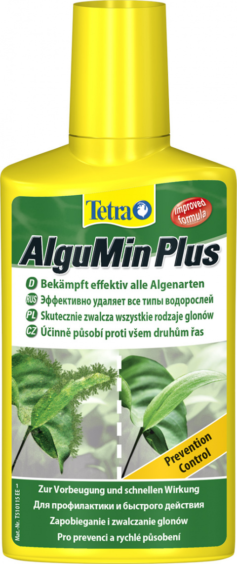 Средство против водорослей - Tetra AlguMin, 250 мл title=