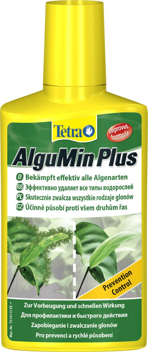 Ūdens kopšanas līdzeklis - Tetra AlguMin, 250 ml