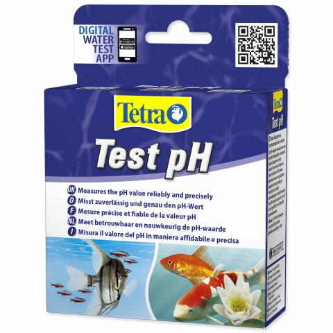 Tests saldūdens akvārijam - Tetra PH test, 10 ml