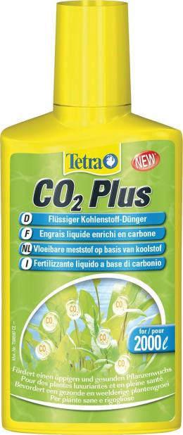 Kopšanas līdzeklis akvārija augiem - Tetra CO2 Plus, 250 ml