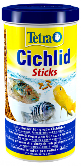 Корм для рыбок - Tetra Cichlid Sticks 1000ml