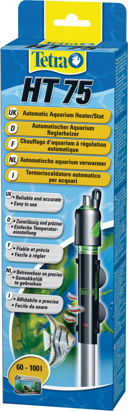 Termoregulators - Tetra HT 75