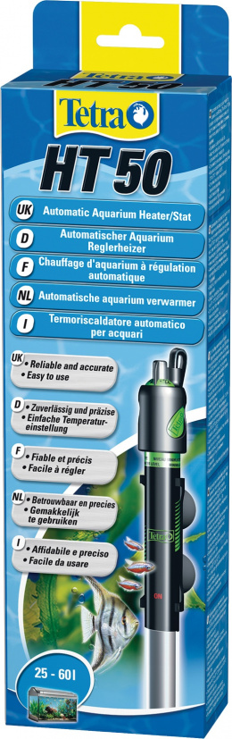 Termoregulators - Tetra HT 50