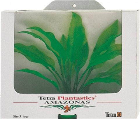Dekoratīvs augs akvārijam - Amazon Sw Plant Nr.2 title=