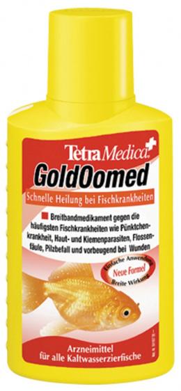 Zivju ārstēšanas līdzeklis - TetraMedica Gold Oomed 100ml