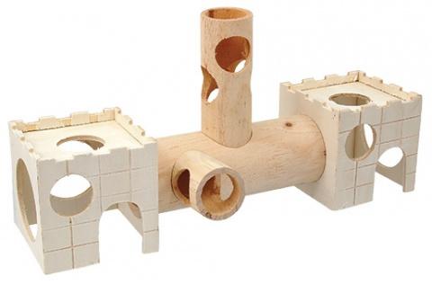 Домик для грызунов - Small Animal, 34*19 cm