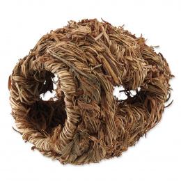 Zāles māja grauzējiem - Hnizdo SMALL ANIMAL Koule travne 10 x 10 cm
