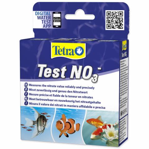 Тест на нитраты для аквариумной воды - Tetra NO3 test, 10 мл title=