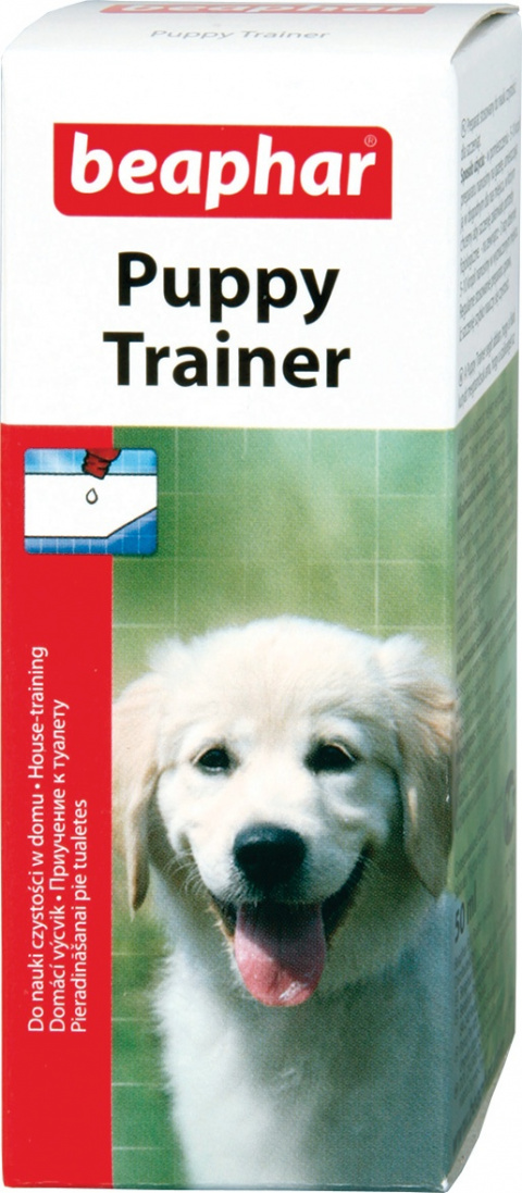 Привлекающее средство для собак - Beaphar Puppy Trainer, 50 мл title=