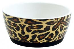 Миска для кошек - MAGIC CAT, Керамическая миска, с нескользящим покрытием, 13.5cm