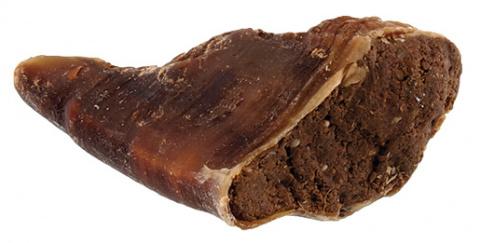 Gardums suņiem - Rasco Premium Beef hoof stuffed with lamb and rice, 1gb.