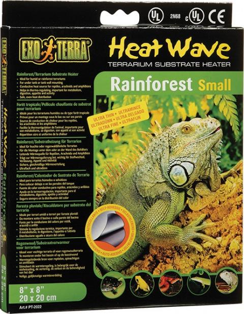Aksesuari terarijem - ExoTerra Heat Wave Rainforest Small
