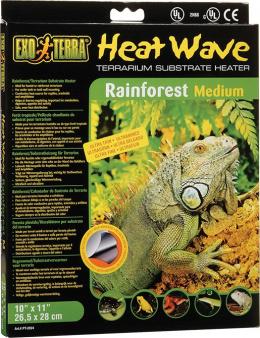 Аксессуары для террариев - ExoTerra Heat Wave Rainforest Medium