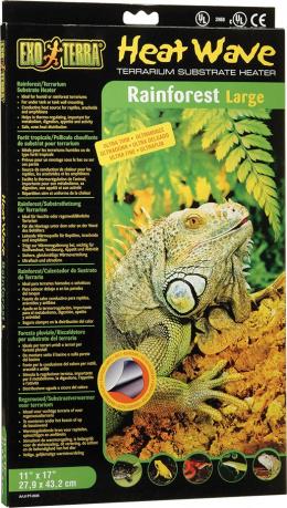Аксессуары для террариев - ExoTerra Heat Wave Rainforest Large