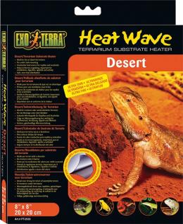 Аксессуары для террариев - ExoTerra Heat Wave Desert small