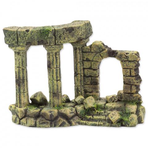 Декор для аквариума - Руины замка, 13 см title=