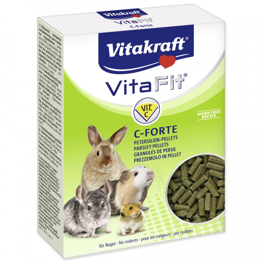 Papildbarība grauzējiem  - Vitakraft Vita C Forte 100 g