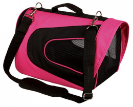Сумка для транспортировки животных - Trixie Alina carrier, 22 x 23 x 35 см, pink/red