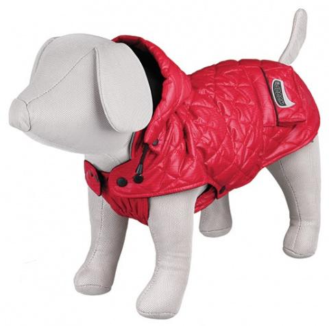 Джемпер для собак - Sila winter coat, S, 36 cm, красный title=
