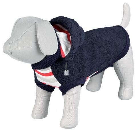 Apģērbs suņiem - Trixie Assisi Pullover, XS, 27cm, (zils)