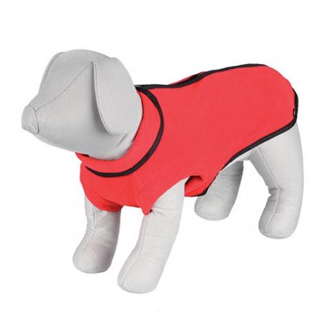 Джемпер для собак - Plaisir Coat, S, 35cm, красный title=