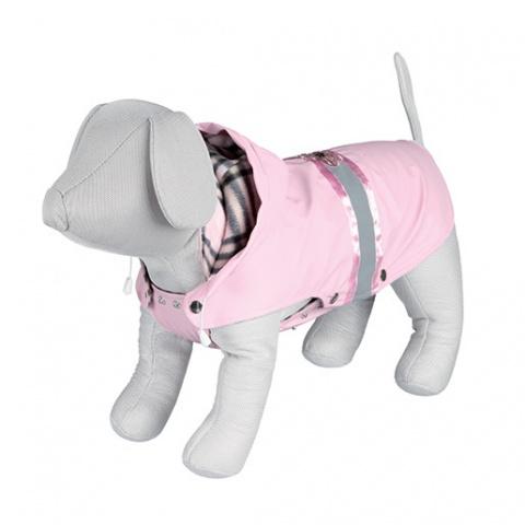 Apģērbs suņiem - Trixie Como coat, S, 33 cm, (rozā) title=