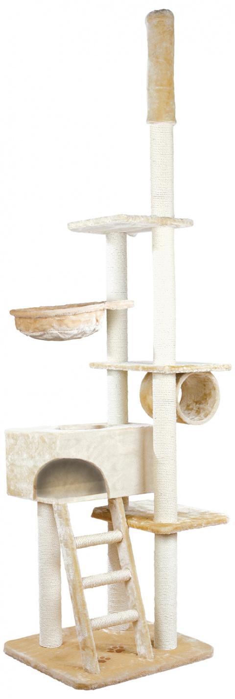 Домик для кошек - Trixie Zaragoza, 220-260 cм, бежевый title=