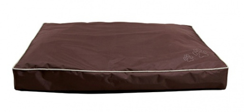 Guļvieta suņiem - Drago Cushion, 110*80cm, brūna