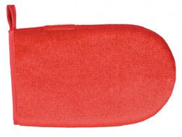 Tīrīšanas cimds - Trixie, Lint glove, double-sided, 25 cm, red