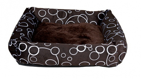 Спальное место для собак - Marino Bed, 55*55cm, коричневый