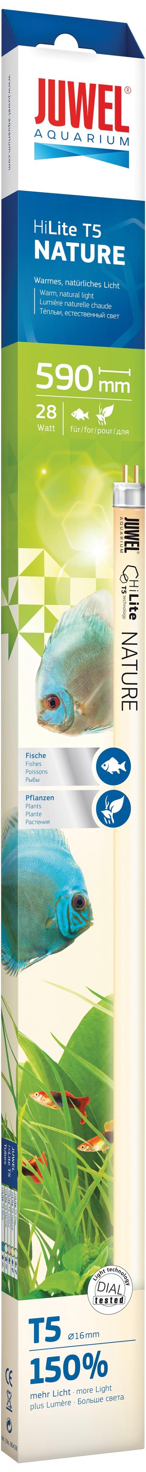 Лампа для аквариума - High-Lite Nature T5 28W 590mm title=